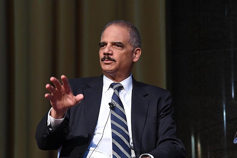Eric H. Holder Jr., 82nd Attorney General of the United States
